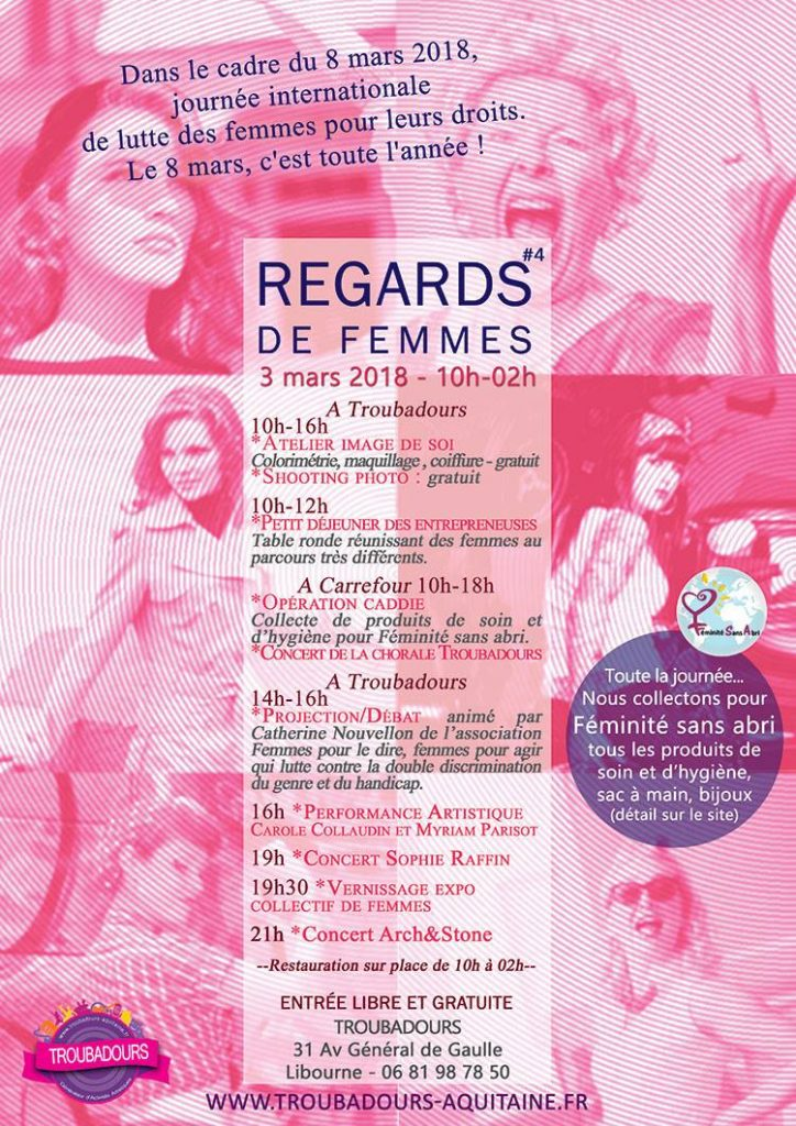 Regards de Femmes 2018